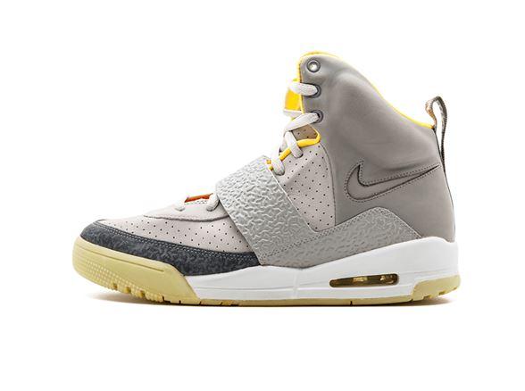 7b462d98a Nike Air Yeezy 1 Zen Grey