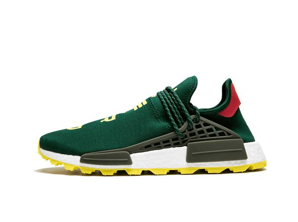 4c5ac0dd6 Adidas NMD PW Human Race NERD Green