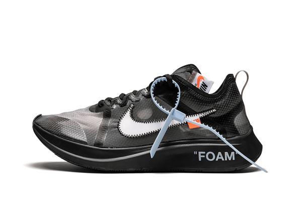 dc773756f910 Nike Off-White Zoom Fly Black