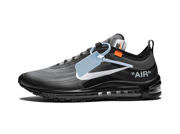 69e5aa8fe34 Nike Off-White Air Max 97 Black