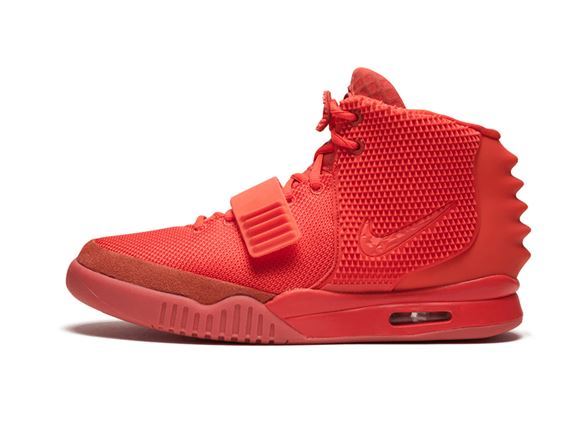 8f7271371 Nike Air Yeezy 2 Red October