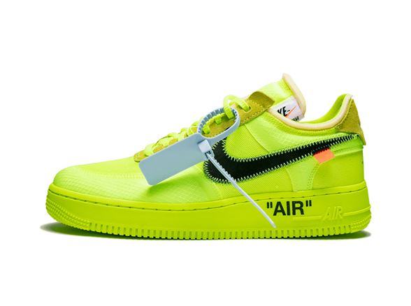 Nike X Off White Air Force 1 Size 10 NWT