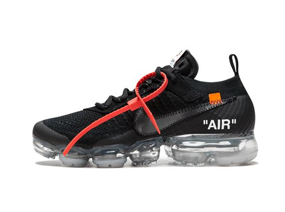 new concept af982 fd97a Nike Off-White Air Vapormax FK Black