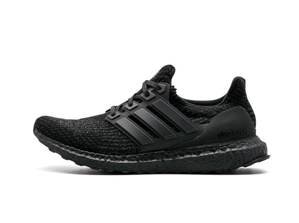 defc51796 Adidas Ultra Boost Triple Black 3.0