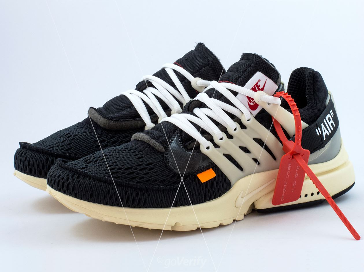 45b9d9bb2f5 How to spot fake Nike Off-White Air Presto in 40 steps