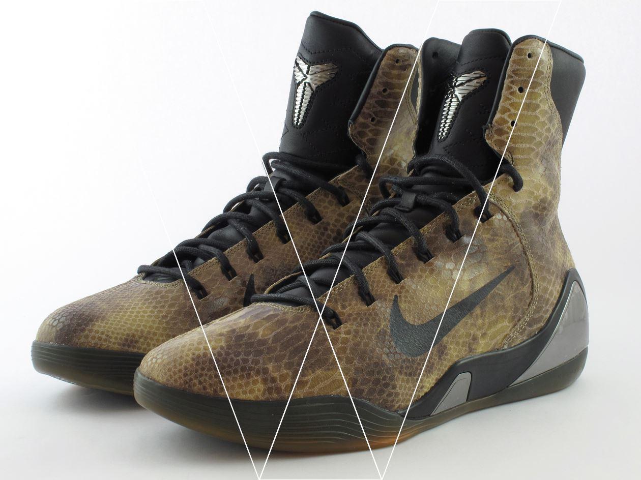 hot sale online 9b4f2 67230 How to spot fake Nike Kobe 9 High in 22 steps
