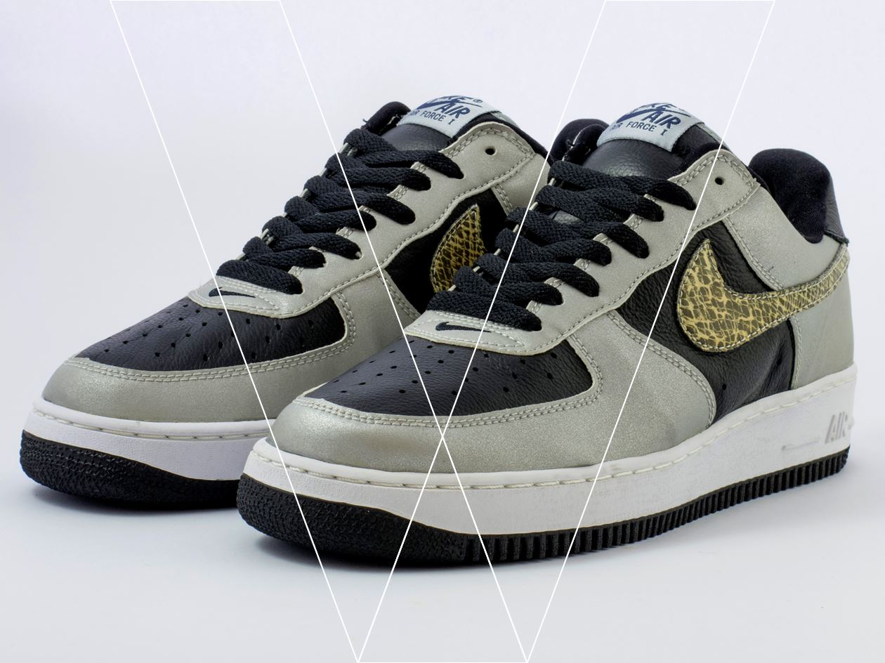How To Spot Fake Nike Air Force 1 B In 25 Steps