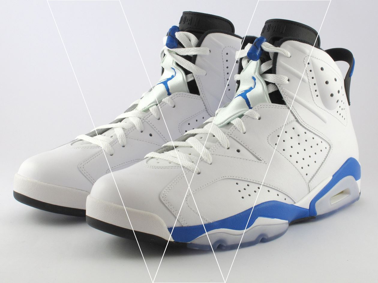 brand new a006c 9615d How to spot fake Nike Air Jordan 6 Retro in 19 steps