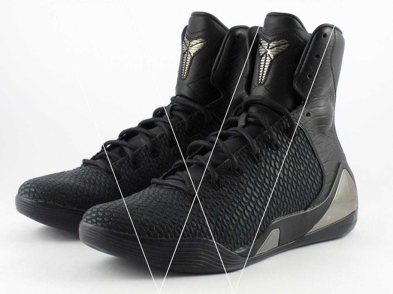 1d3079f7e330e How to spot fake Nike Kobe 9 High KRM in 26 steps