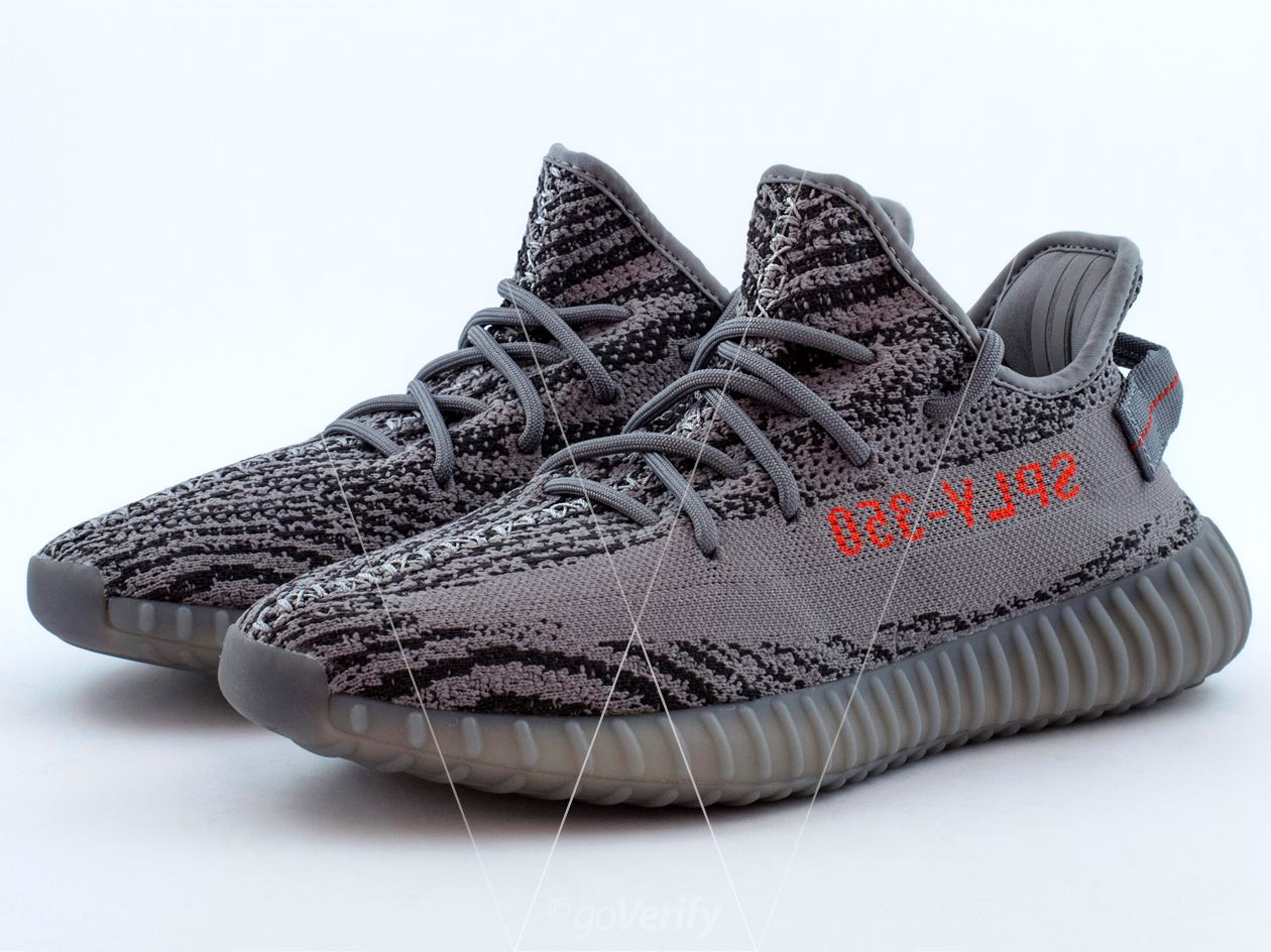 8d631d2e9 How to spot fake Adidas Yeezy Boost 350 V2 Beluga 2.0 in 37 steps