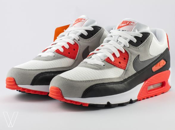 new concept a8976 b9b13 How to spot fake Nike Air Max 90 OG in 31 steps