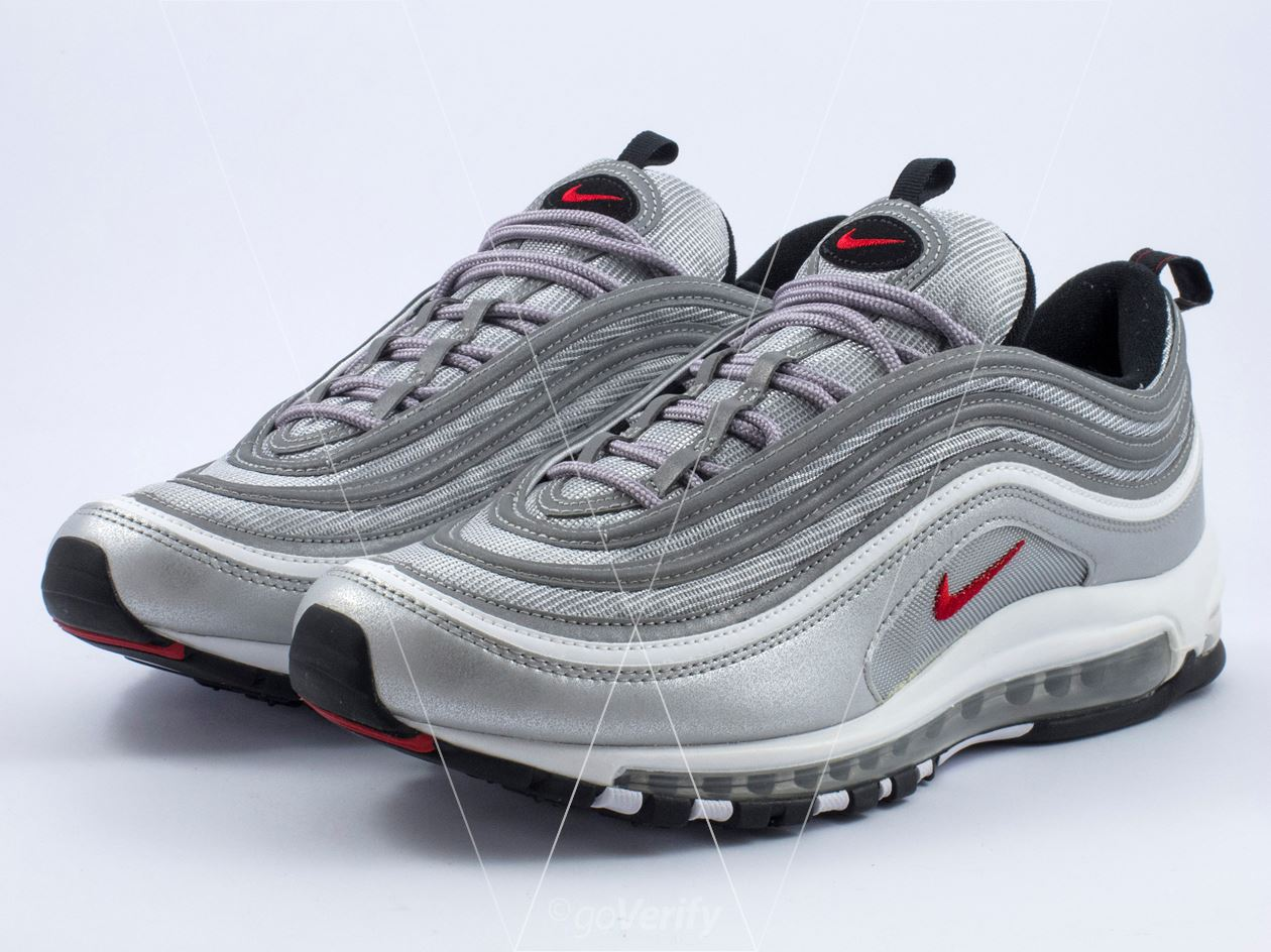 How to spot fake Nike Air Max 97 OG in 27 steps