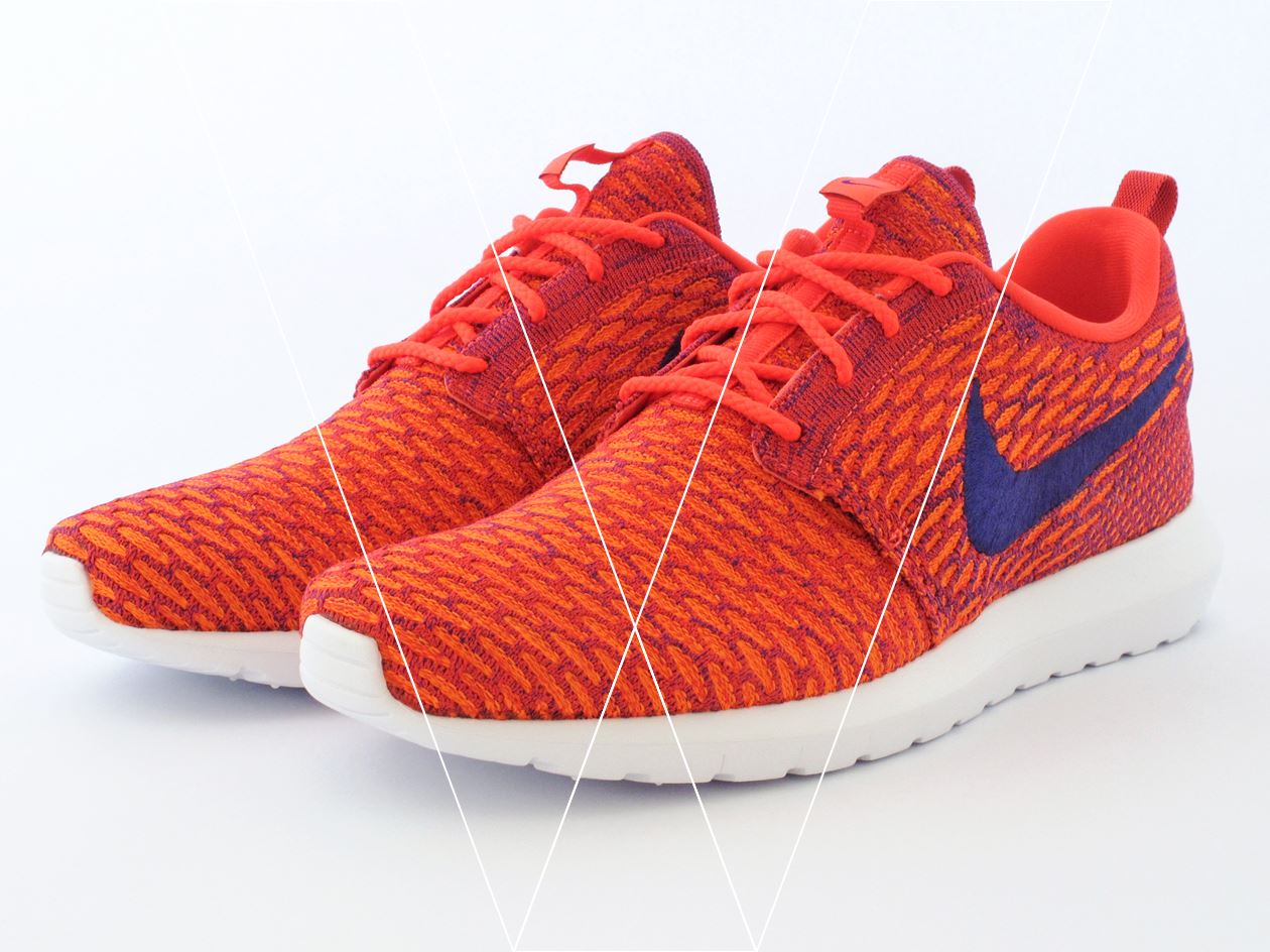 hot sale online aa37b 3c58e How to spot fake Nike Roshe Run Flyknit in 20 steps