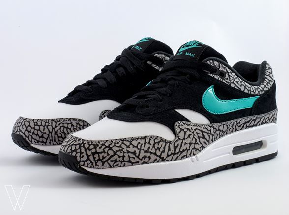 buy online 0f3ad c0864 How to spot fake Nike Air Max 1 Atmos in 30 steps