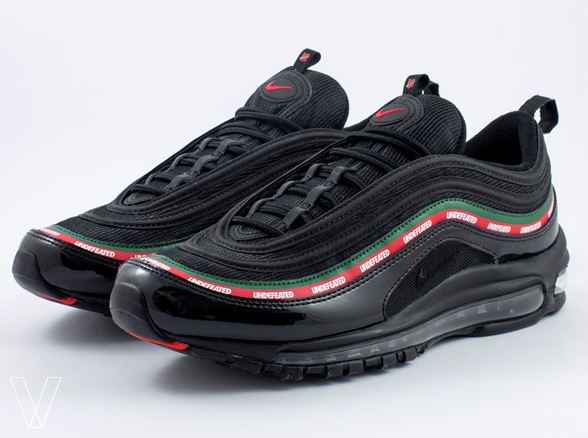 How to spot fake Nike Air Max 97 Undefeated in 29 steps