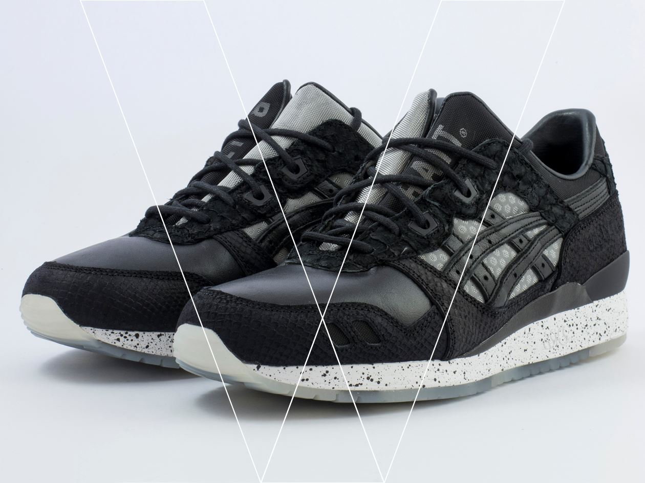 1a88813dda3 How to spot fake Asics Gel Lyte 3 xBait in 24 steps