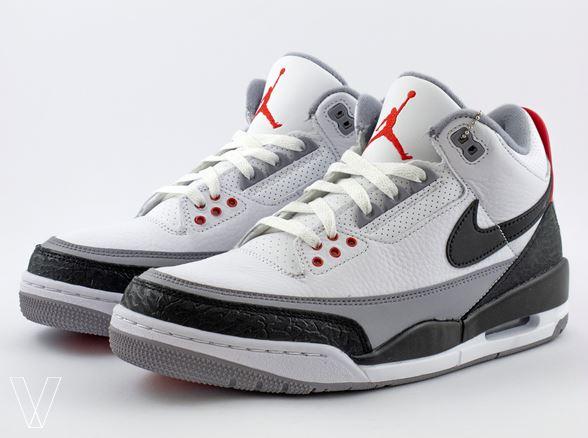 9964178a780 Nike Air Jordan 3. Tinker Hatfield