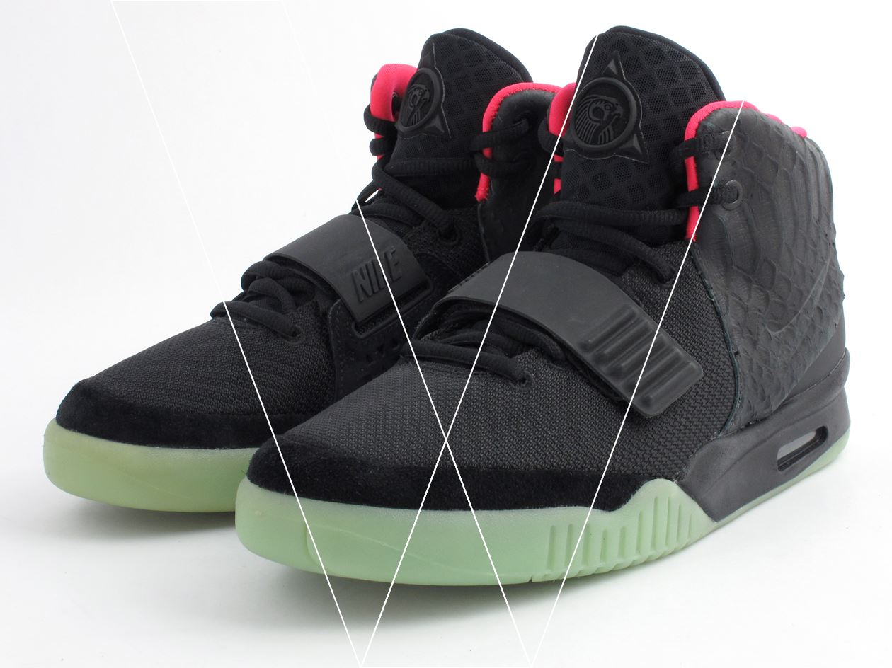 How To Spot Fake Nike Air Yeezy 2 In 35 Steps