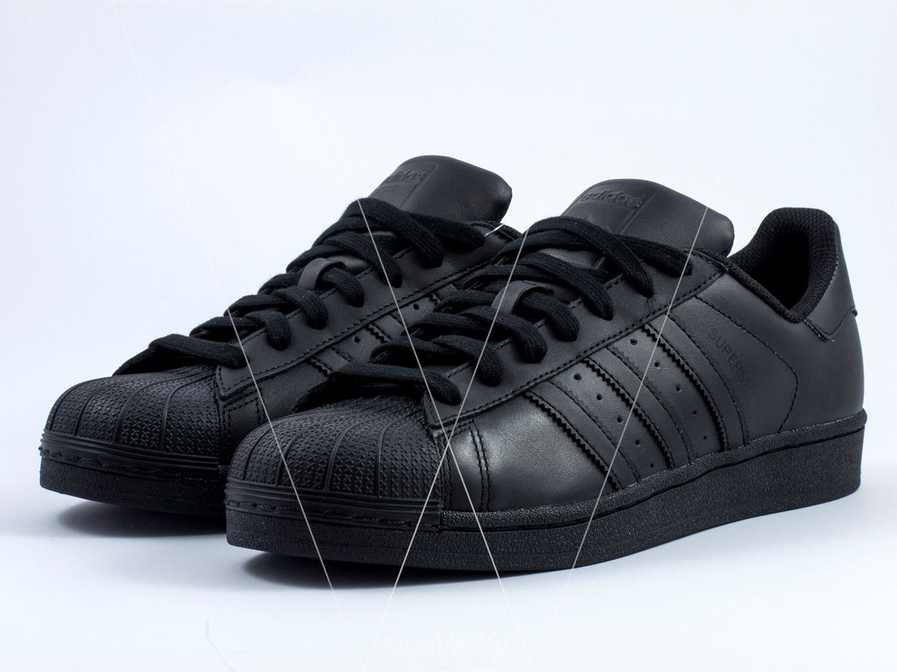 How to spot fake Adidas Superstar Foundation in 25 steps