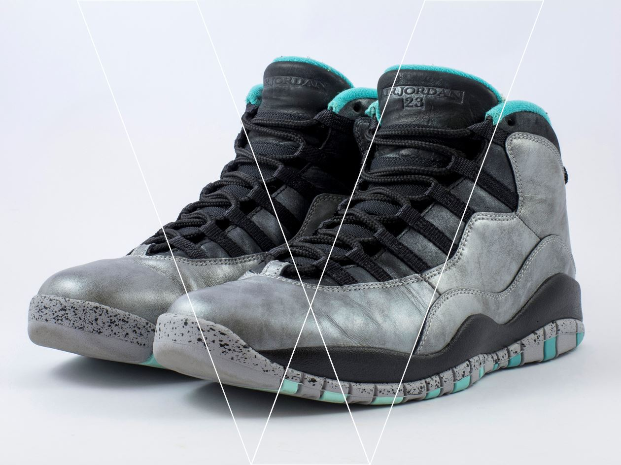 How To Spot Fake Nike Air Jordan 10 30th In 26 Steps