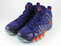 new products ffec6 59816 Nike Barkley Posite Max s have a pull tag on the heel with an embroidered  Air logo. Check that the quality of the stitching is tight and even.