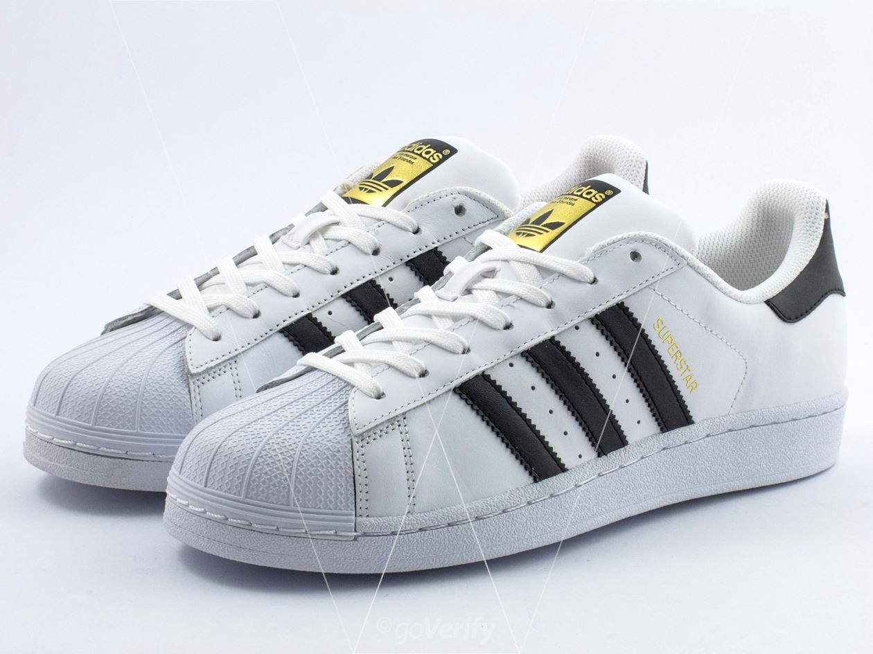 come spot adidas superstar originale in 28 passi falsi