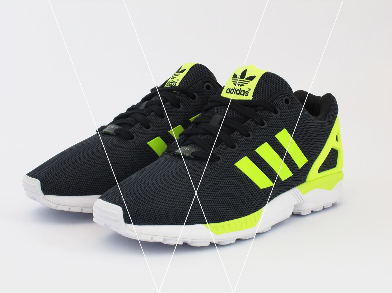 1af47288bc6 How to spot fake Adidas ZX Flux in 20 steps