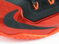 fae037bf0bc9 Nike Lebron 11 s feature a Lunarlon Midsole sitting on top of a Full Length  Zoom unit which provides a perfect combination of impact protection and ...