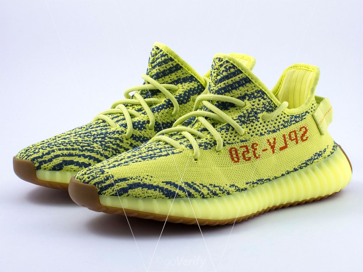 e5d87417cc4 How to spot fake Adidas Yeezy Boost 350 V2 Semi Frozen in 37 steps