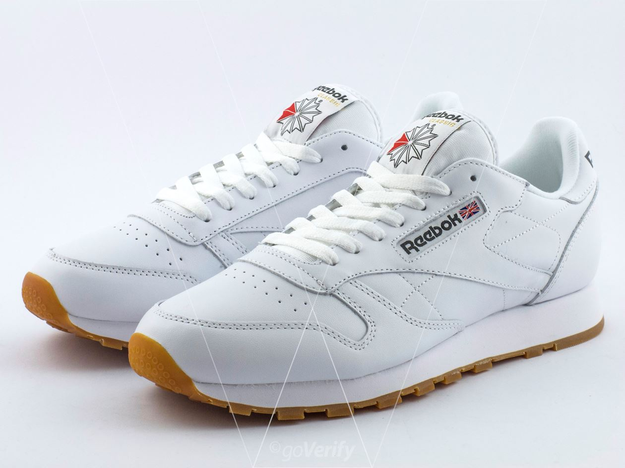 reebok black sneakers, Reebok Classic Leather Nylon Trainers