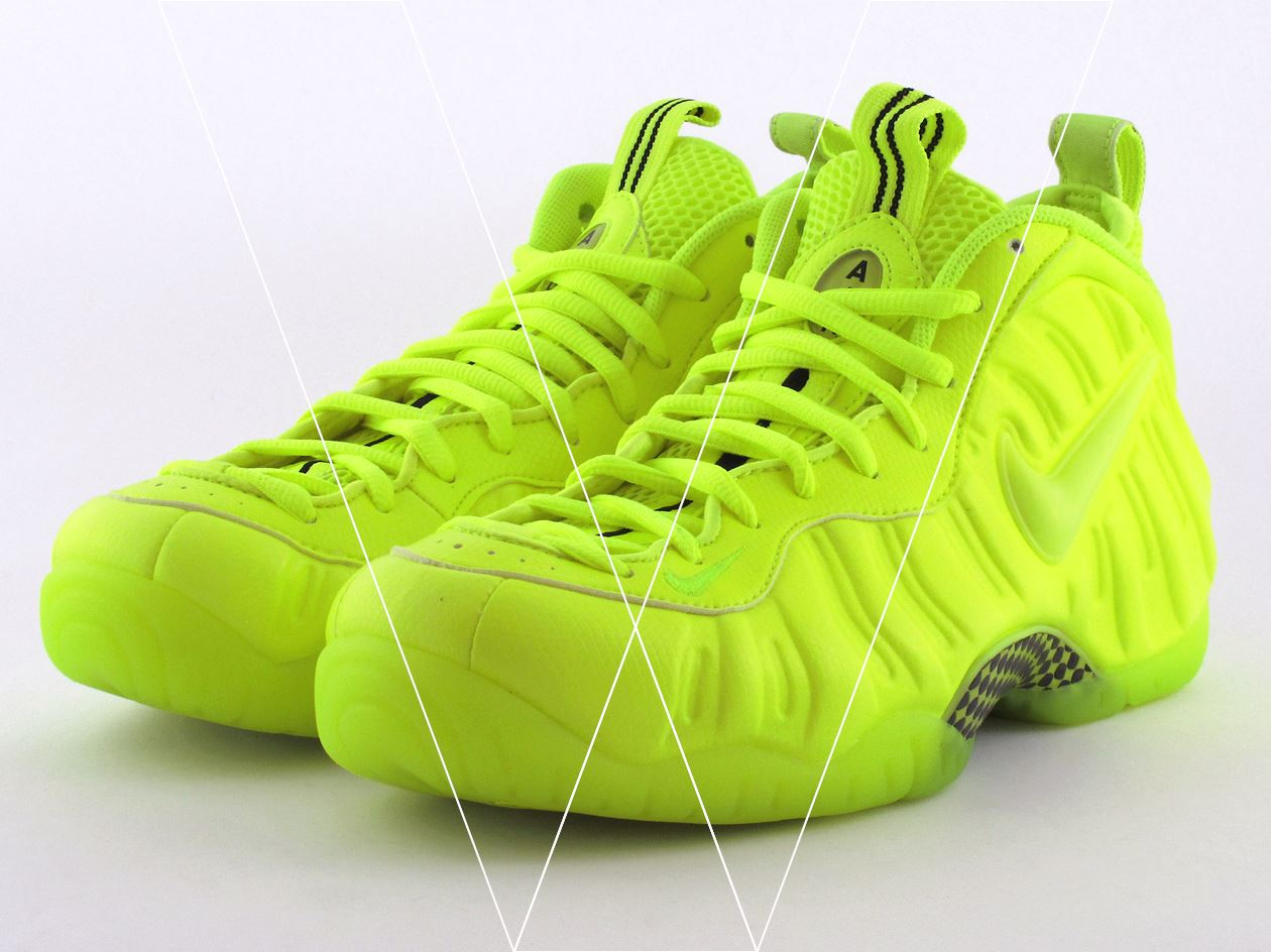 best service edf82 7e421 How to spot fake Nike Air Foamposite Pro in 24 steps
