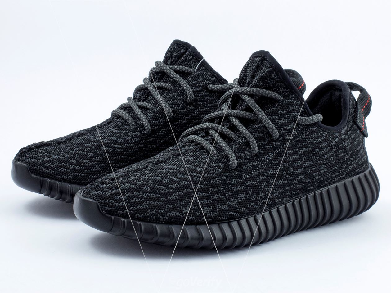 How To Spot Fake Adidas Yeezy Boost 350 Pirate Black 2 In